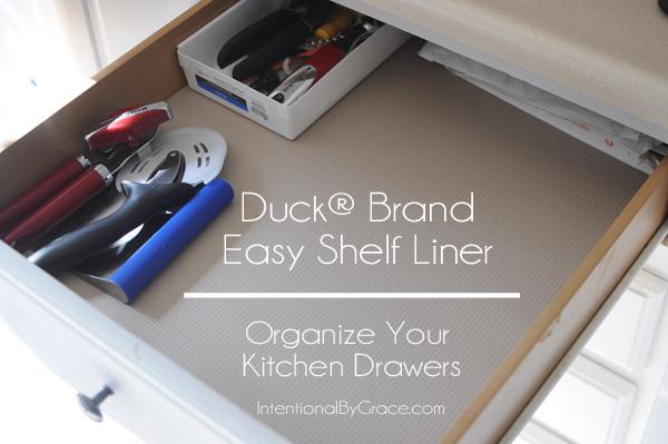 Superieur Budget Ways Used Duck Brand Shelf Liner Organize