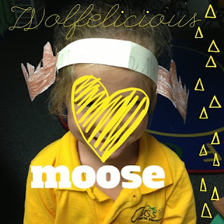 Photo of moose wolfelicious