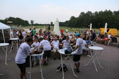 Terbroeks  Volleybal Toernooi bij Fam Berkhof  2--7--2015