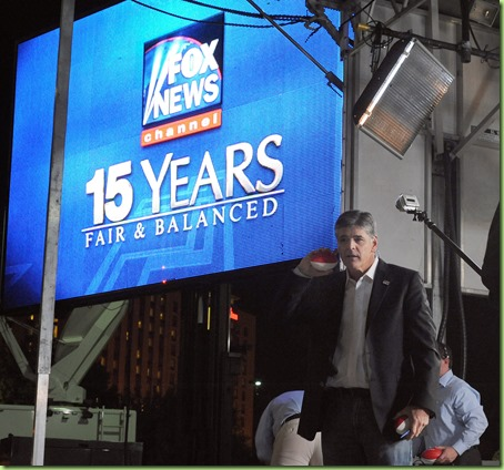 Fox fair and balanced 2011
