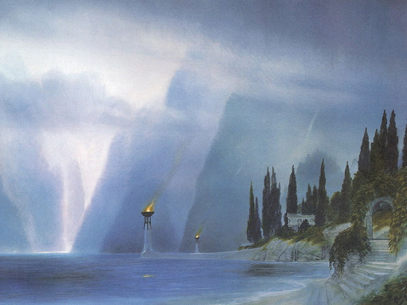 Lands Of Nightmare 8, Magical Landscapes 3