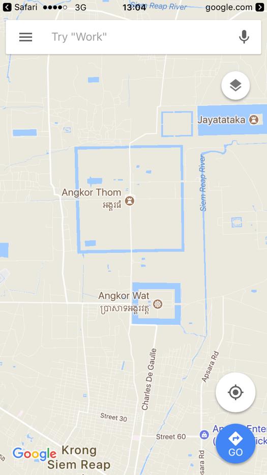 Weltreise Björn & Torsten: Siem Reap & Angkor in Kambodscha