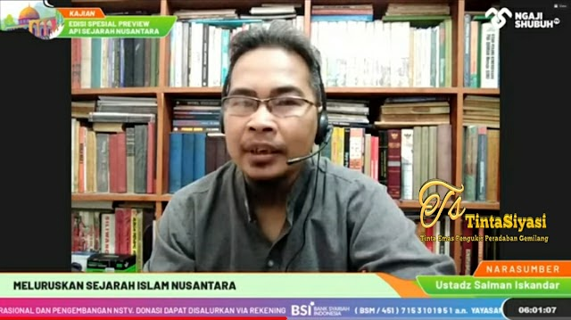 Nativisasi Sejarah, Sejarawan Muslim: Upaya Mengubur Peran Umat Islam