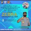Patuhi Aturan Lalu Lintas dan Protkes, Polres Inhu Mulai Laksanakan Operasi Zebra LK 2020