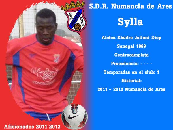 A.D.R. Numanciad de Ares. Sylla.
