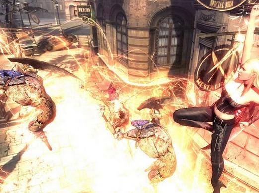 Devil May Cry 4 Special Edition Free Download PC Games