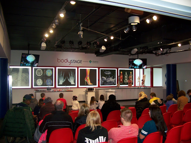 A Guide to Exploring the Carnegie Science Center