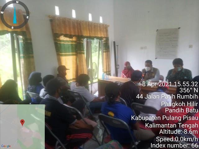 Sukseskan Program Food Estate Kalteng, BPPSDMP Kementan Gelar Pelatihan Tematik