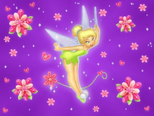 Cartoon Little Fairy, Fairies Girls