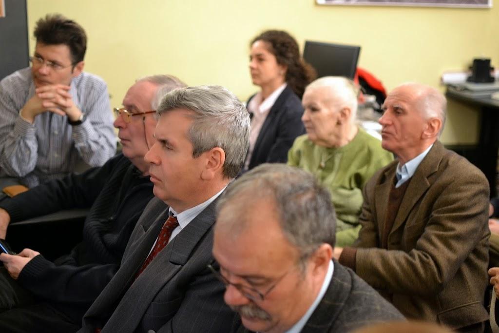 Conferinta Calvarul prizonierilor de razboi romani pe frontul de 059