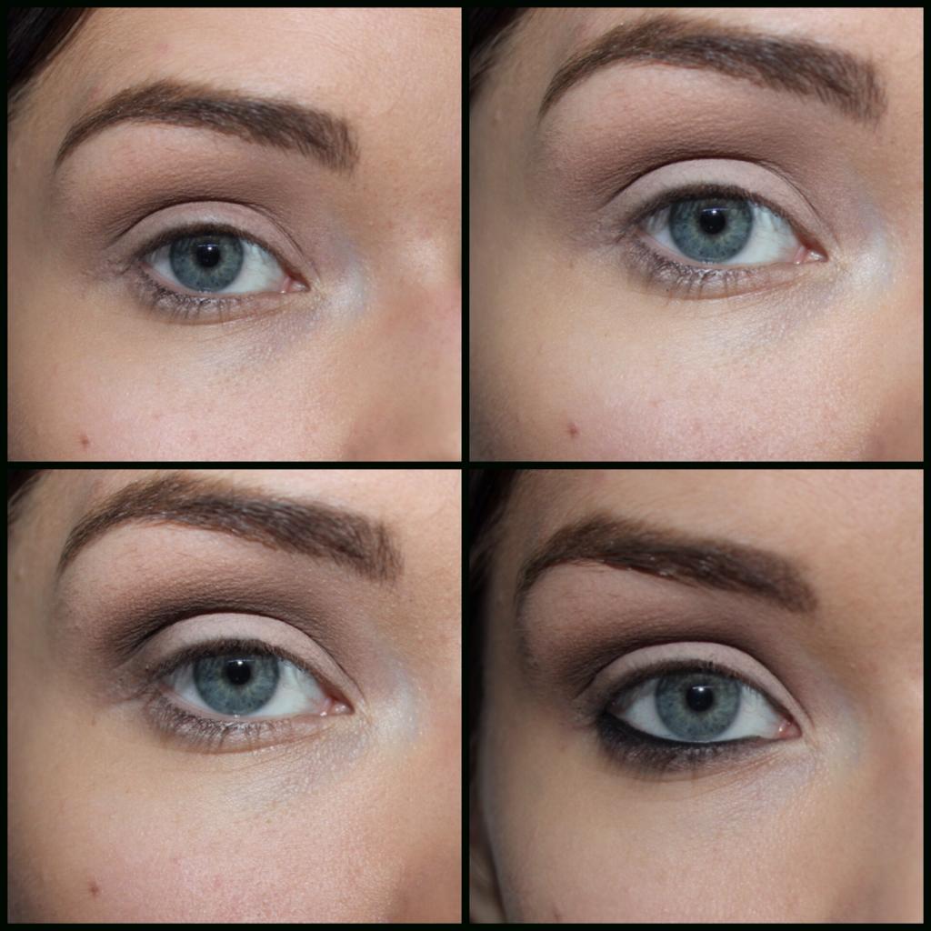 Neeners makeup everyday eye look everyday eye look baditri Image collections