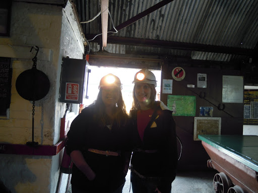 Inside the Big Pit: National Coal Museum (Blaenavon, Wales). From Best Museums in London and Beyond