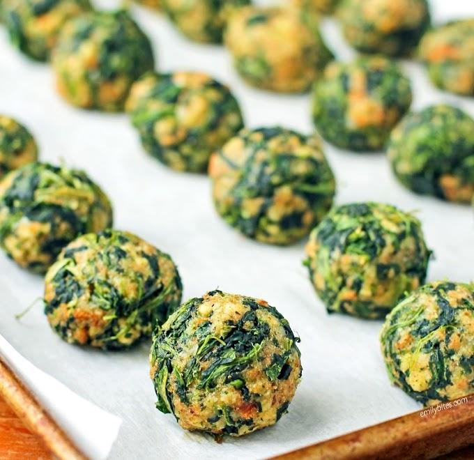 Spinach Balls Recipe | Breakfast Care