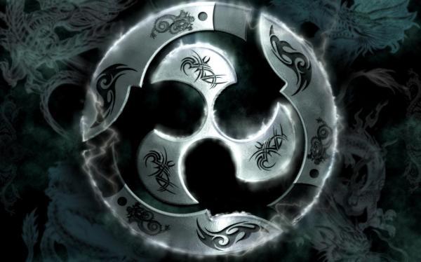 Logo Dragondarkside, Symbols And Emblems