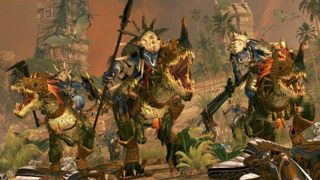 Total War: Warhammer 2 ? Das erste Bildmaterial aus der Kampagne zeigt neue Kontinente und Rassen