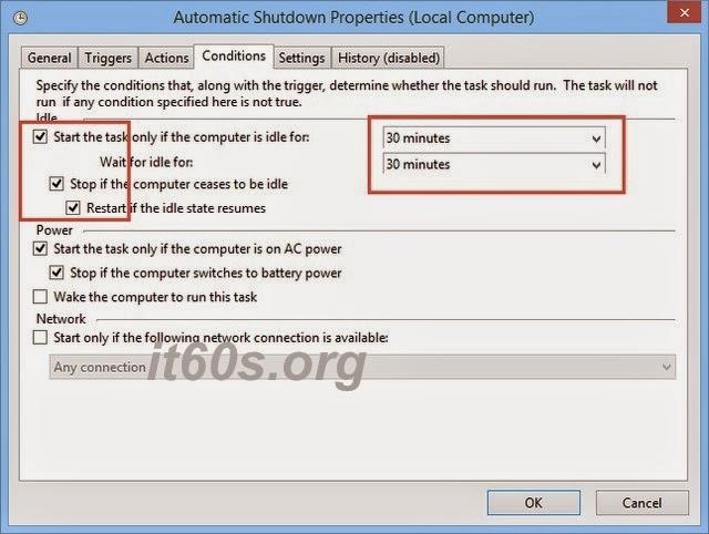 Cách lên lịch tự động tắt máy tính định sẵn trên Windows 10