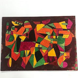 Martin Rosenthal Painting #1