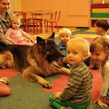 21.09.2012 Spotkanie z Lorysem - o bezpieczeństwie w kontaktach dziecko-pies