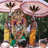 Brahmotsavam 09 Day3 Garuda Vahana