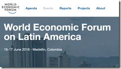 logo foro economico mundial