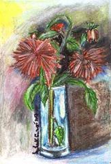 570 Vaza cu flori