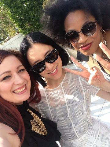 Dream Big Leah Frazier Beauty4Ashes Dallas Blogger Eva Chen Lucky Magazine Lucky Fabb