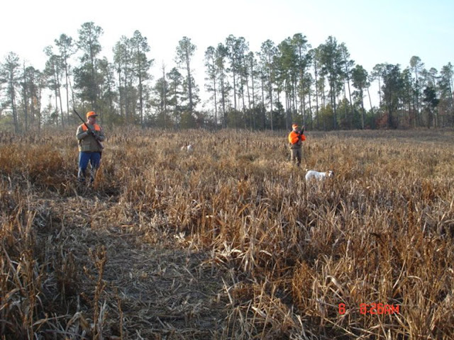 March 2009 @ Anderson Creek Hunting Preserve