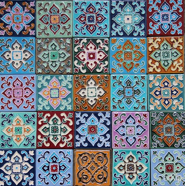 Картинки по запросу марокко плитка