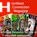Heartbeat Magazine Button