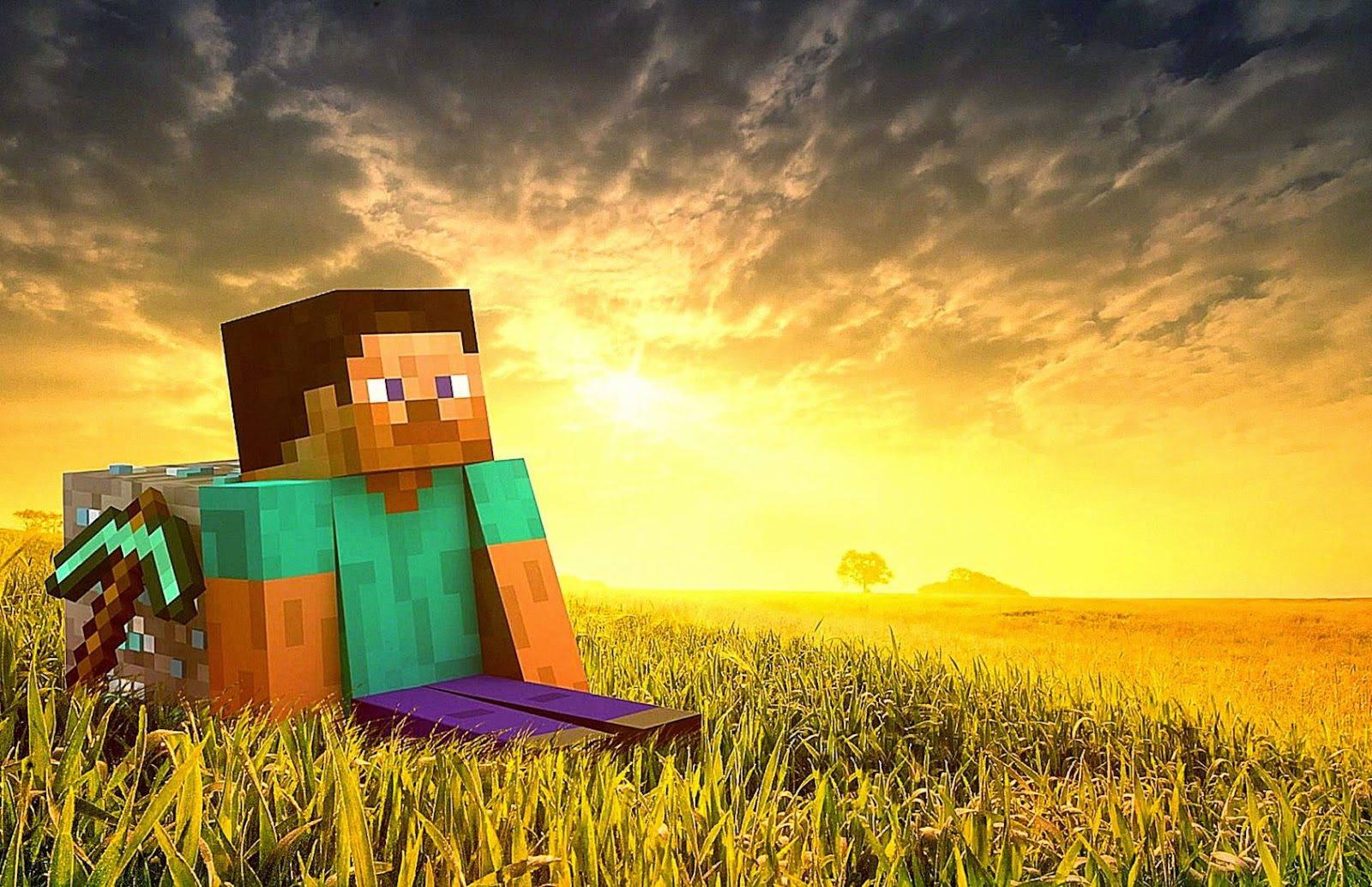 Minecraft Wallpapers   Full HD wallpaper search