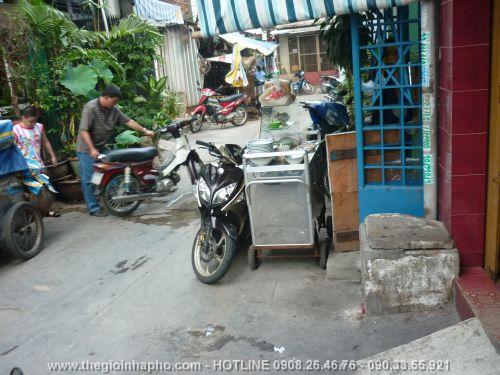 Bán nhà Nguyễn Ngọc Lộc , Quận 10 giá 2, 5 tỷ - NT91
