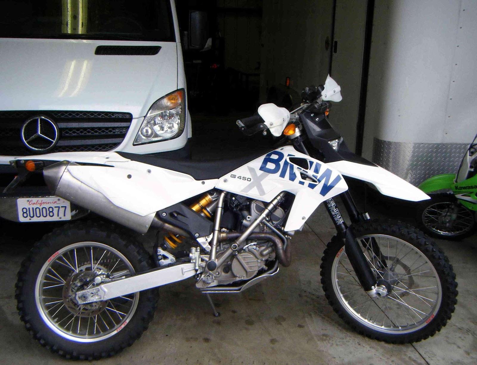 Bmw G450x Gpskevin Adventure Rides