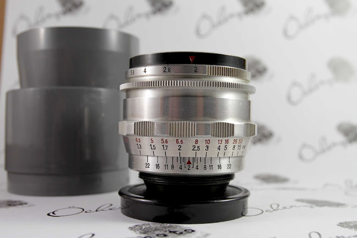 [OECHERPHOTO] [JUAL] Carl Zeiss Biotar 58mm f2 Silver 12 Blade