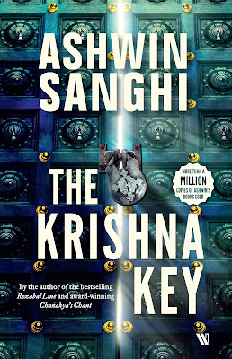 The Krishna Key pdf free download