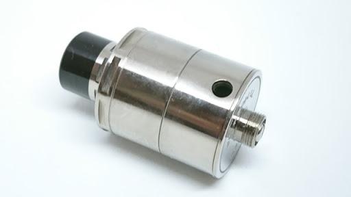 DSC 7232 thumb%255B2%255D - 【RDA】 ACHILLES dual RDA by Titanium Mods (アキレスデュアルRDA)レビュー。アキレスIIのデュアルビルド対応バージョン!チタン製で軽量・爆煙・味良し
