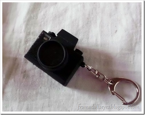 Camera Keychain
