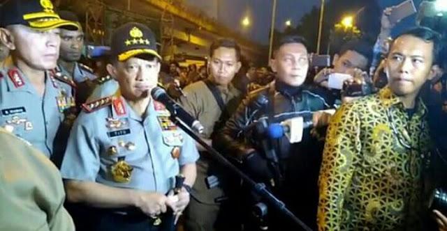 Bomber Kampung Melayu Gunakan Bahan Peledak Khas ISIS 'The Mother of Satan'