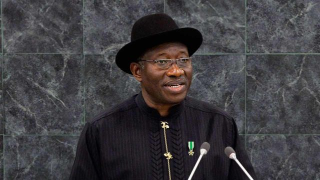 It is better to lose power and gain honour —Jonathan Says