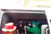 BIN Kota Medan Gelar Vaksinasi Dor to Door Dekatkan Fasilitas Layanan Ke Masyarakat
