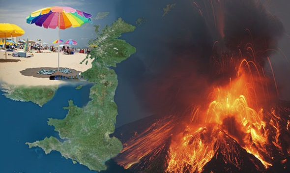 Reino Unido no clima extremo CHAOS