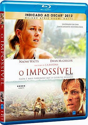 Filme Poster O Impossível BDRip XviD Dual Audio & RMVB Dublado