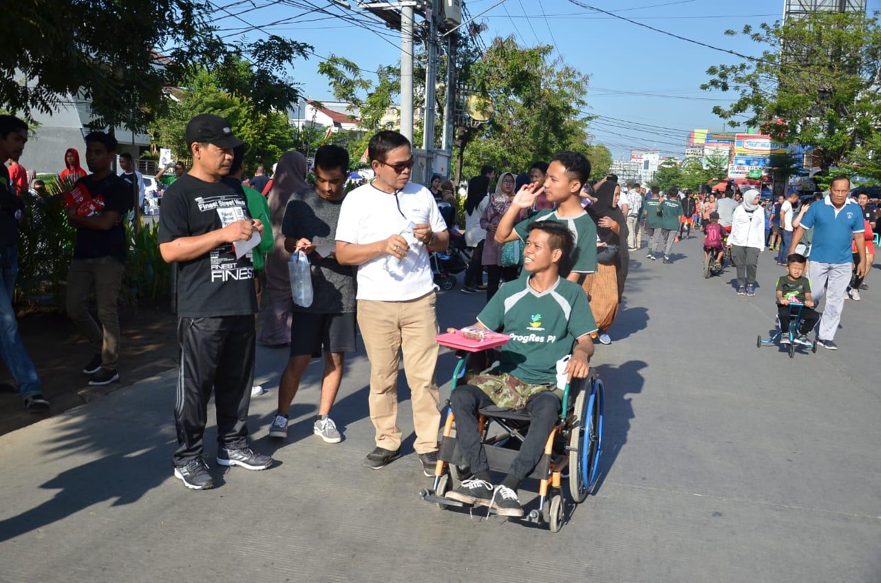 Hari Disabilitas Internasional, Ini Pesan Andi Mustaman