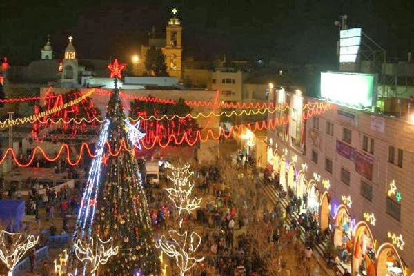 10 things to do over Christmas in the Holy Land