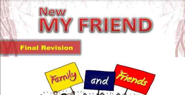 تحميل المراجعة النهائية family and friends 2 للصف الثالث الابتدائي من كتاب ماى فريند للفصل الدراسي الثاني 2021