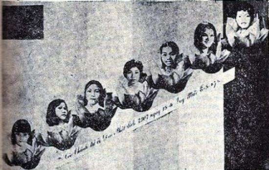 Tấm hình Pháp Nạn đầu tiên