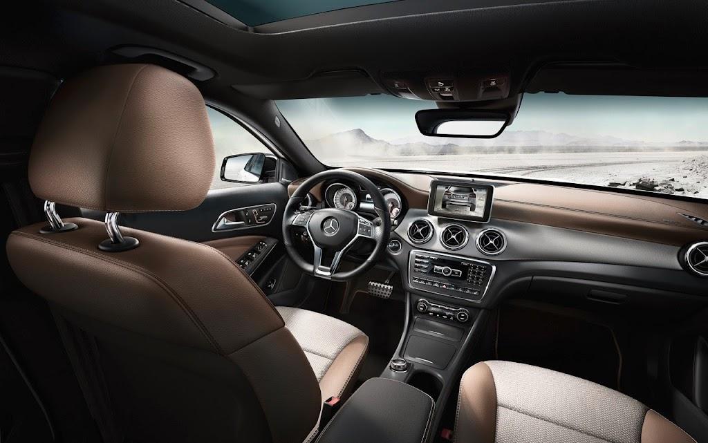 008 2015 Mercedes-Benz GLA-Class Edition 1