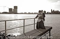 Bruidsreportage (Trouwfotograaf) - Foto van bruidspaar - 199