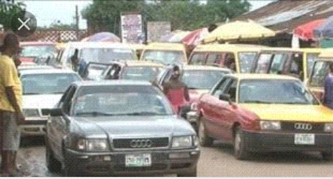 My experience in an Edo State taxi