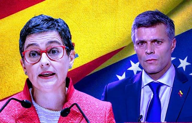 Gobierno de España tramitará la extradición a Caracas del político venezolano Leopoldo López