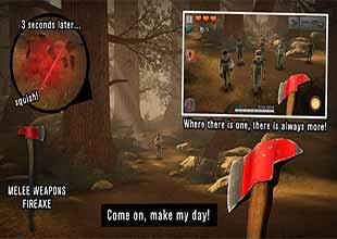 لعبة قتل الزومبي Last Hope - Zombie Sniper 3D